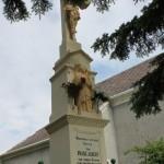 Templomkerti kereszt – Szentjakabfa