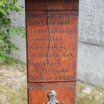 Kopjafa szöveg