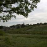 Szentjakabfa látképe északkelet felől